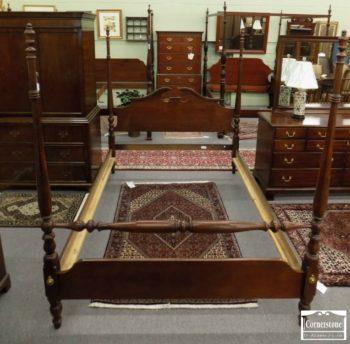 6320-616 - Thomasville Cherry Queen Bed