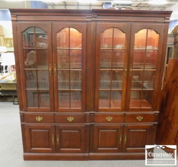 6320-700 - Pennsylvania House Cherry 2pc Bookcase