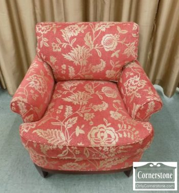 6320-707 - Charles Stuart Company Upholstered Club Chair