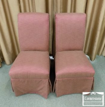 6320-750 - Pair of Parsons Chairs