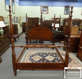 6320-793 - PA House Cherry Queen Bed