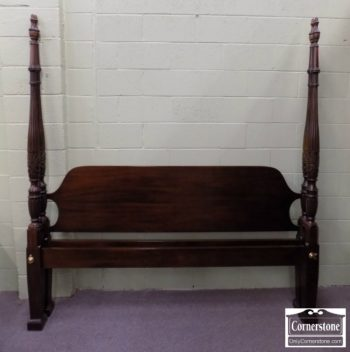 6320-807 - Drexel Mahogany King Size Poster Bed