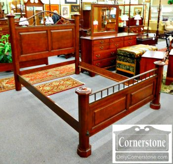 6320-86 - Kincaid Solid Cherry Queen Size Bed