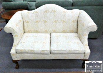 6320-90 - Ethan Allen Upholstered Settee