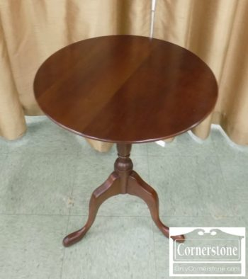 6320-973 - Cherry Candlestick Stand