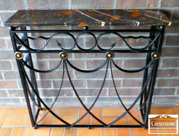 6323-1-metal-and-marble-top-console