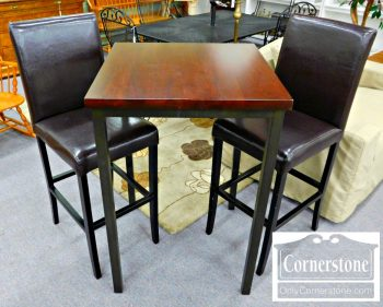 6393-1 Bistro Table with 2 Chairs from Su Casa