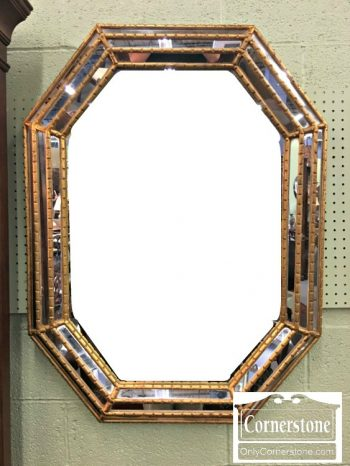 6458-3 Art Decorative Beveled Mirror