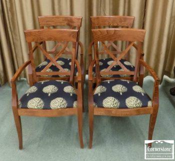 6489-4 - Restoration Hardware - Set of 4 Chairs