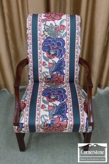 6492-5 - Martha Washington Upholstered Chair