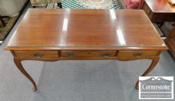 6579-1 - Cherry Queen Anne Writing Desk