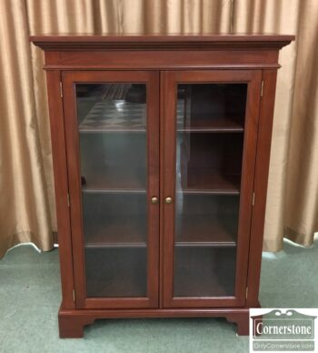 6583-10 - Timeless Creations 2 dr Bookcase