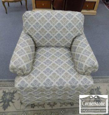 6670-423 - Beige Print Chair