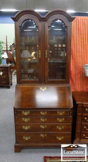 6670-48 - Cherry Secretary Desk