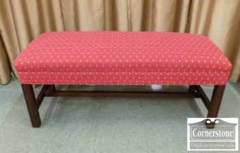 6670-951 - Fairfield Upholstered Bench