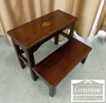 Councill Craftsman Mahogany Bed Steps