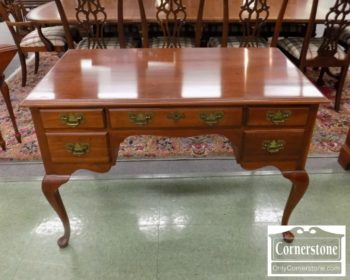 6670-984 - Harden Solid Cherry Writing Desk