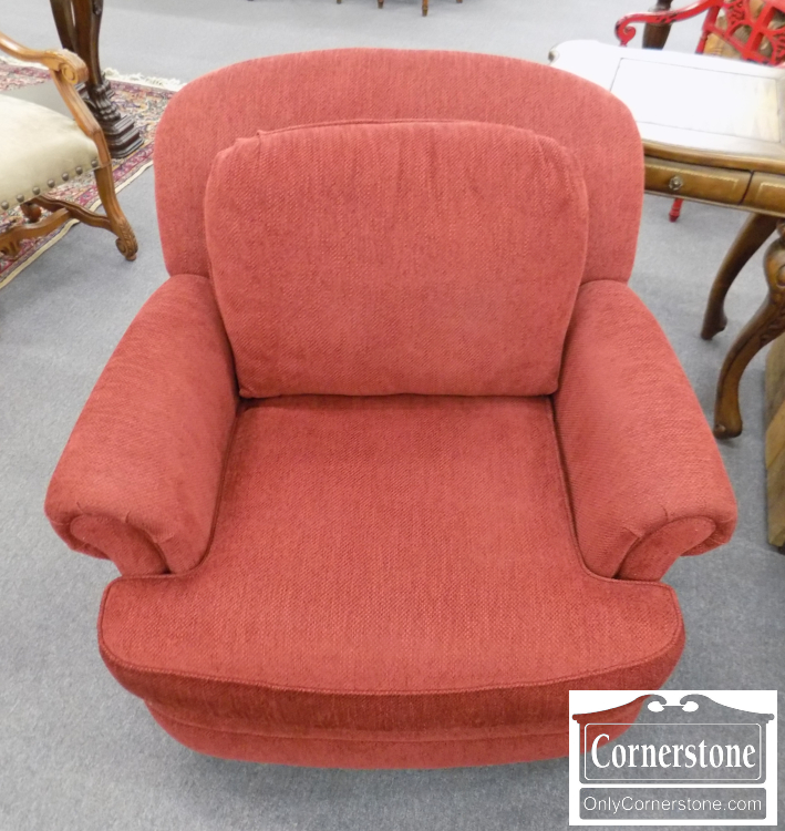 Broyhill Red Upholstered Club Chair | Baltimore, Maryland Furniture Store U2013  Cornerstone