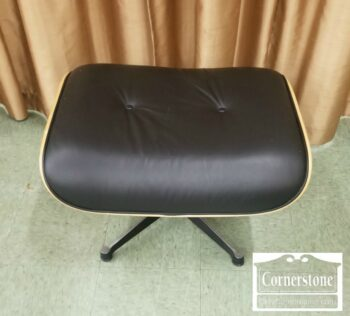 6829-5 - Modern Leather Eames Style Ottoman