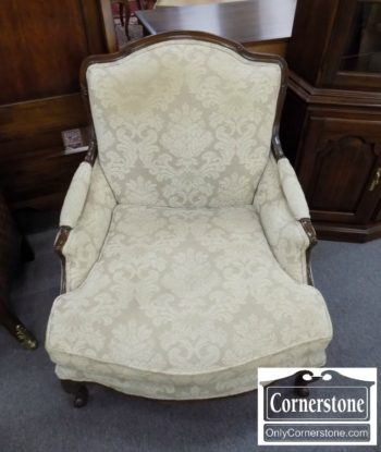 6943-15 - French Style Upholstered Chair