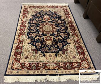 6945-3 - Hand Knotted Indo Rug