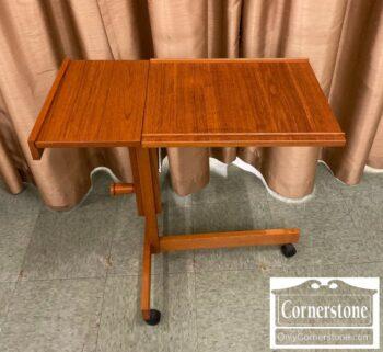 7000-1003-Teak MCM Desk Table