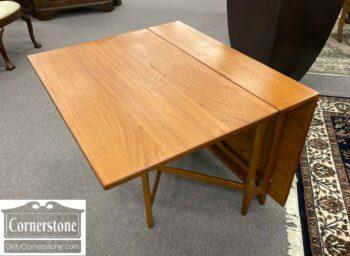 7000-1075-Klepps Mobelfabrik teak drop leaf table
