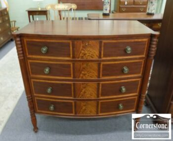 7000-1113-Statton Federal Style Bachelors Chest