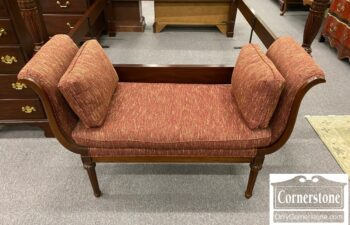 7000-1144-Fairfield Upholstered Bench