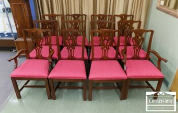 7000-210 - 12 Sol Cher Chipp Dining Chairs