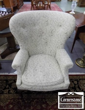 7000-29 - Upholstered Wing Chair
