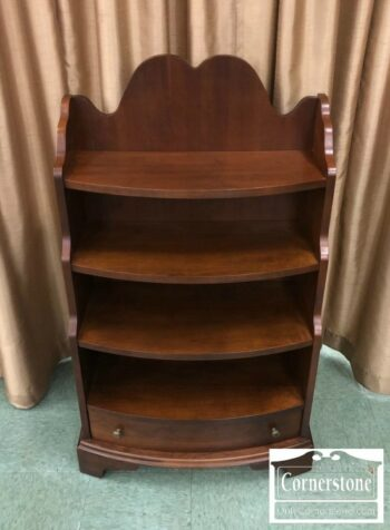 7000-317 - Lane Small Cherry Bookcase with Drawer