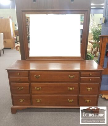 7000-374 - Unique Sol Cher Dresser with Mirror