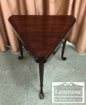 7000-404 - Statton Solid Cherry Handkerchief Table