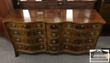 7000-425 - Potthast Bros Mah Inlaid Dresser
