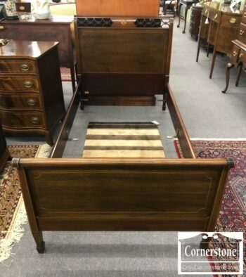 7000-428 - Potthast Bros Mah Twin Size Bed