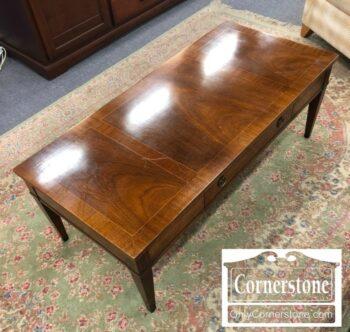 7000-435 - Mahogany Coffee Table