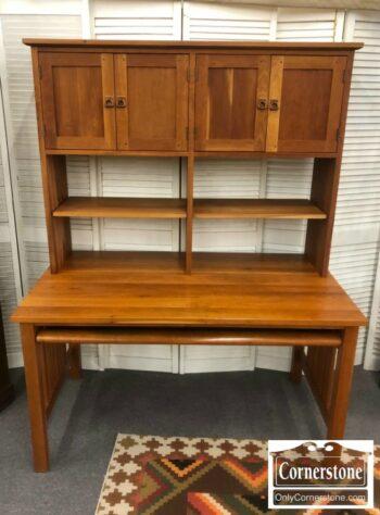7000-667 - Stickley Solid Cherry Desk