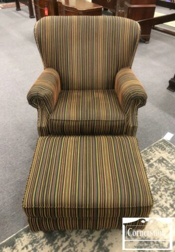 7000-691 - Fairfield Upholstered Chair and Ottoman