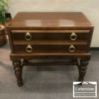 7000-781-Sherrill Cherry End Table