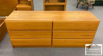7000-861-Mobican Teak Dresser