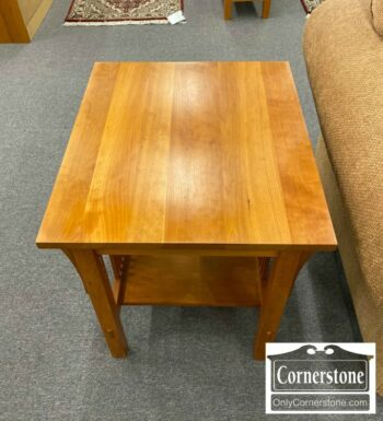 7000-899-Stickley Sol Cher Mission End Table