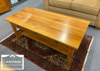 7000-900-Stickley Sol Cher Mission Coffee Table