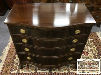 7133-4 - Potthast Mah Inlaid Bach Chest