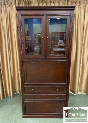 7210-4 - Ballard Cher Desk Bookcase