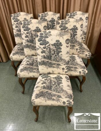 7230-3-6 Upholstered Chairs
