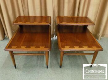 7288-5-Pair of Lane End Tables