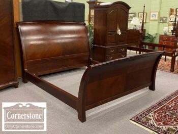 7310-17 - Bernhardt King Sleigh Bed