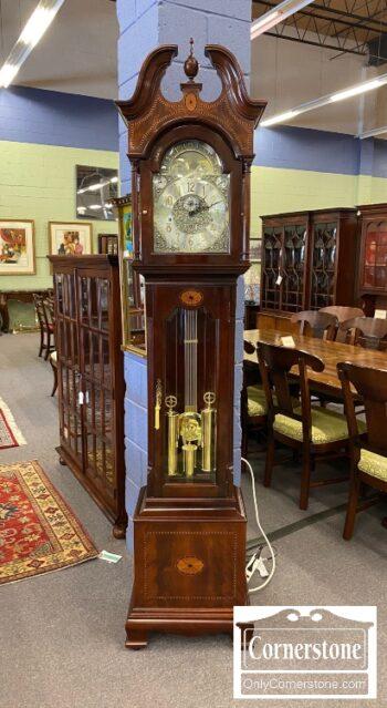 7396-11 - Howard Miller Mah Tall Case Clock