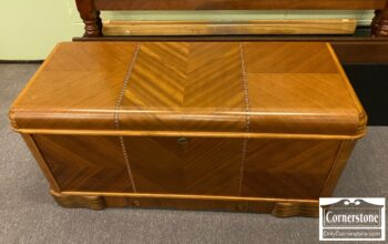 7396-9 - Waterfall Blanket Chest Lined w Cedar